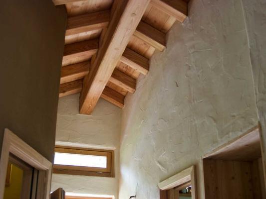 Intonaci interni in calce idraulica naturale, by Calchera San Giorgio