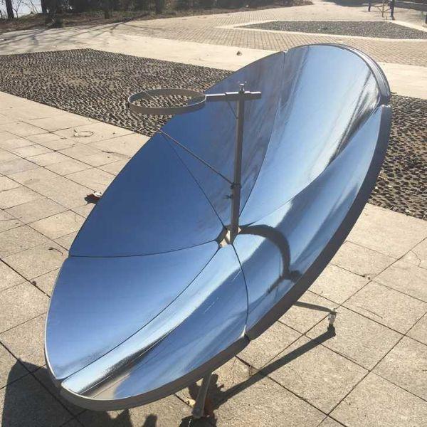 Forno solare parabolico Hukoer su Amazon