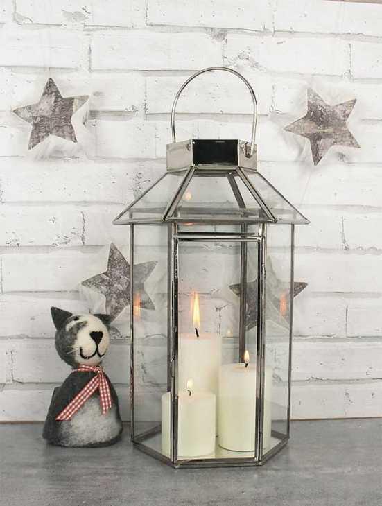 Lanterne portacandele grandi su Buy Style