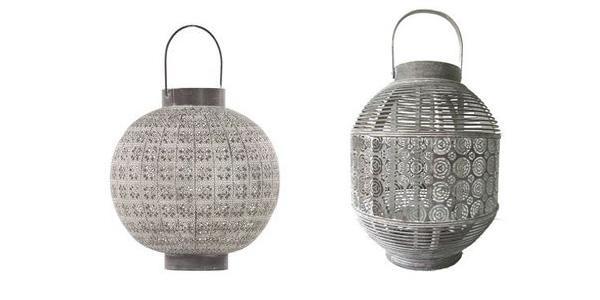 Lanterne per esterno ed interno, by Euro Italia Srl