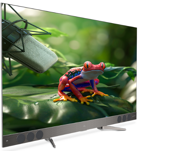 Tv QLED Android di TCL
