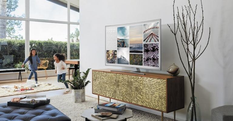 QLED TV Samsung 2018