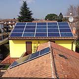 Impianto fotovoltaico tetto casa - Fotovoltaicoenergy