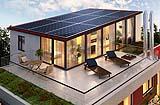 Impianto fotovoltaico tetto piano - Fotovoltacoenergy