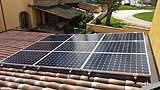 Impianto fotovoltaico Sunpower - Icaro Srl
