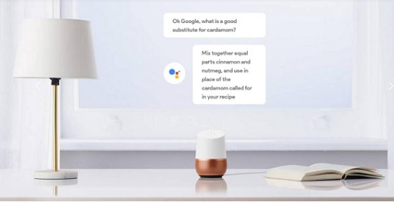 Smart spaeker Google Home