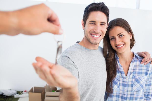 Compromesso di vendita casa con consegna chiavi