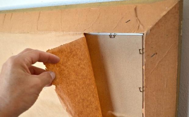 Da cornice a lavagna, da h2obungalow.com