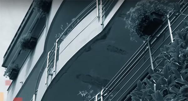 Infiltrazioni d'acqua nell'intradosso di un balcone, by Azichem