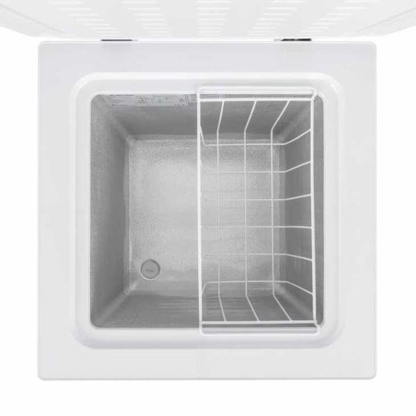 Dettaglio cestello congelatore a pozzo Electroluc