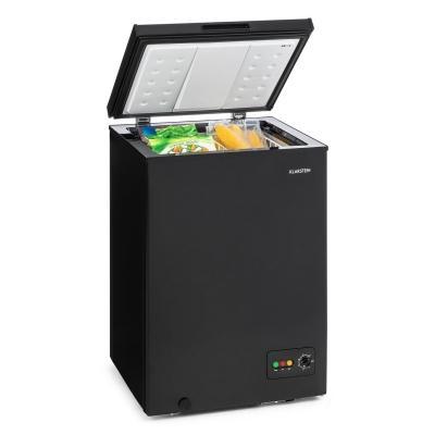 Freezer a pozzetto versione black di Klarstein
