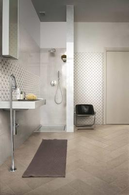 Rivestimento da bagno: Florim - Materia Project - decor 01