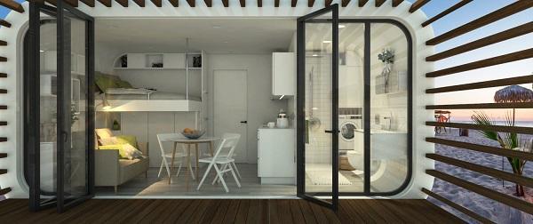 Tiny House esterno