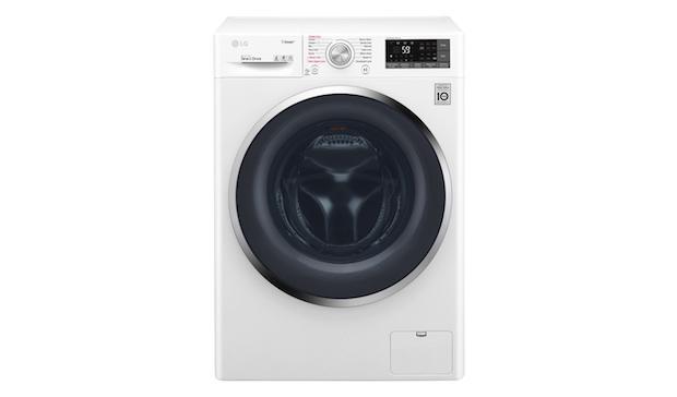 Lavatrice con consumi energetici ridotti, da LG