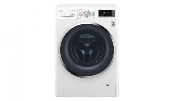 Lavatrice slim dai consumi energetici ridotti, da LG