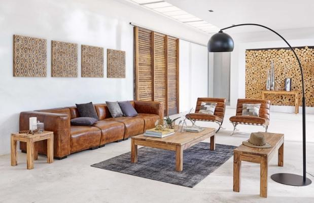 Tavolini in legno per living spaziosi, da Maisons du Monde