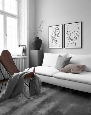 Illustrazioni per gli amanti dell'arte, da desenio.it