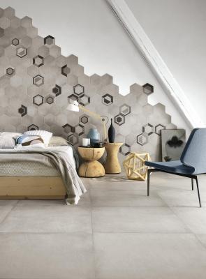 Arredare casa con forme esagonali