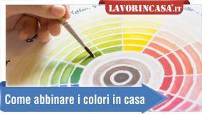 alt Come scegliere l'abbinamento dei colori in casa senza sbagliare