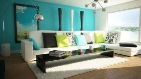 Come scegliere l'abbinamento dei colori in casa senza sbagliare