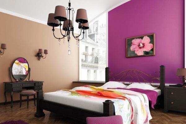 Abbinamento colori viola da lilla-crillaue-blogspot.com