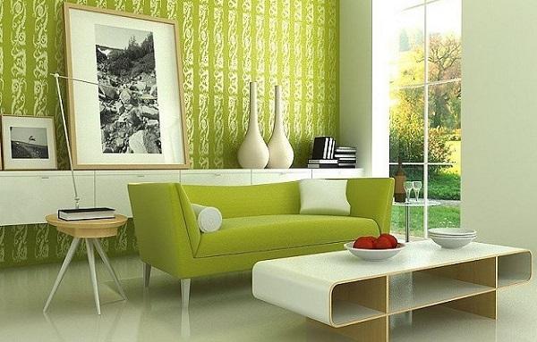 Abbinamento colori verde Lime da travisburki.com