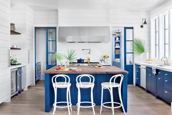 Abbinamento colori blu da southernliving.com