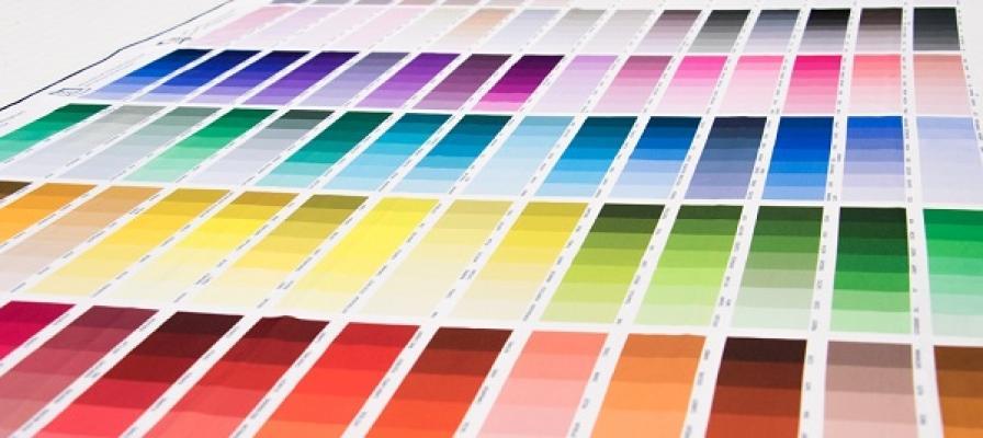 Abbinamento colori Pantone da knottytie.com
