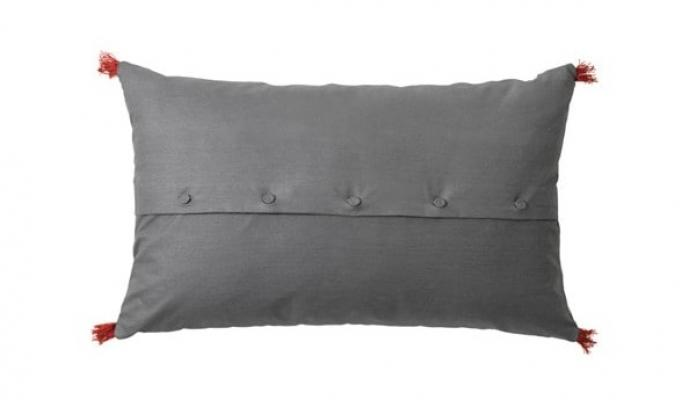 Chiusura cuscino Ikea Rodarv