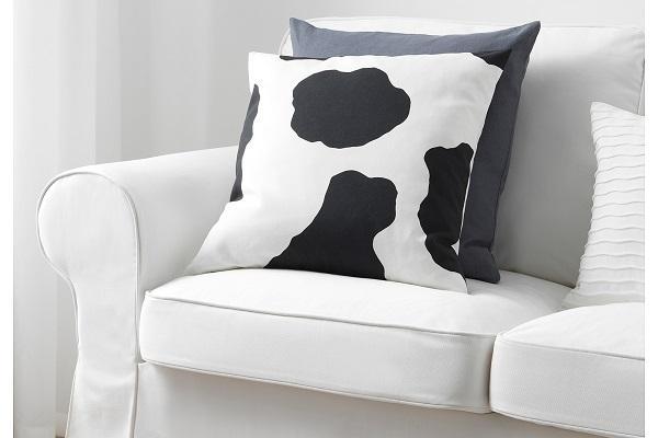 Cuscino Ikea Ranveig ambiente