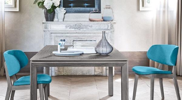 Tavolo consolle Omnia Glass di Calligaris