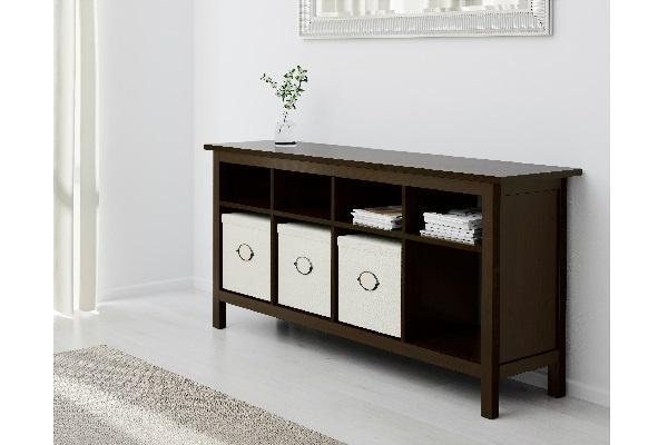 Tavolo consolle Hemnes di Ikea