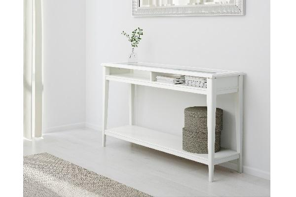 Tavolo consolle Liatorp di Ikea