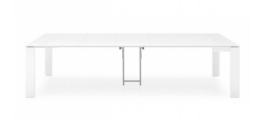 Tavolo consolle Omnia di Calligaris bianco