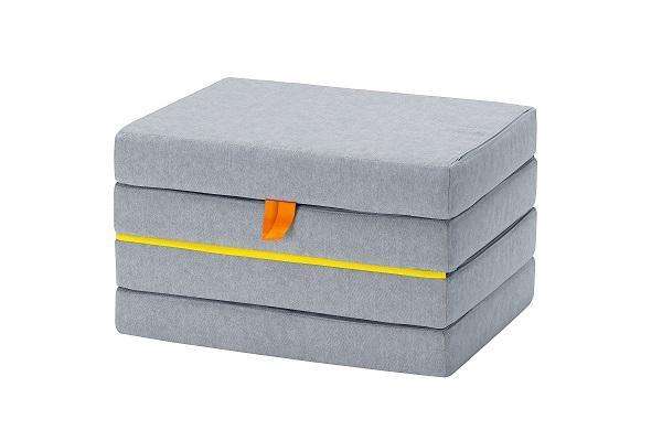 Pouf letto Slakt di Ikea