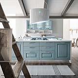 Cucina classica a isola Olimpia - Ar-Tre