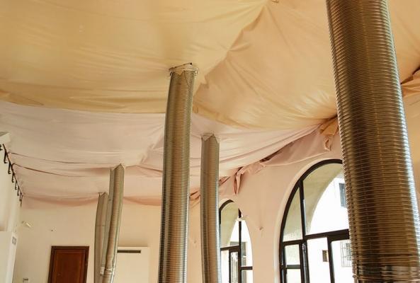 Trattamento antitarlo per strutture lignee THERMOSYSTEM® del Centro Italiano Antitarlo