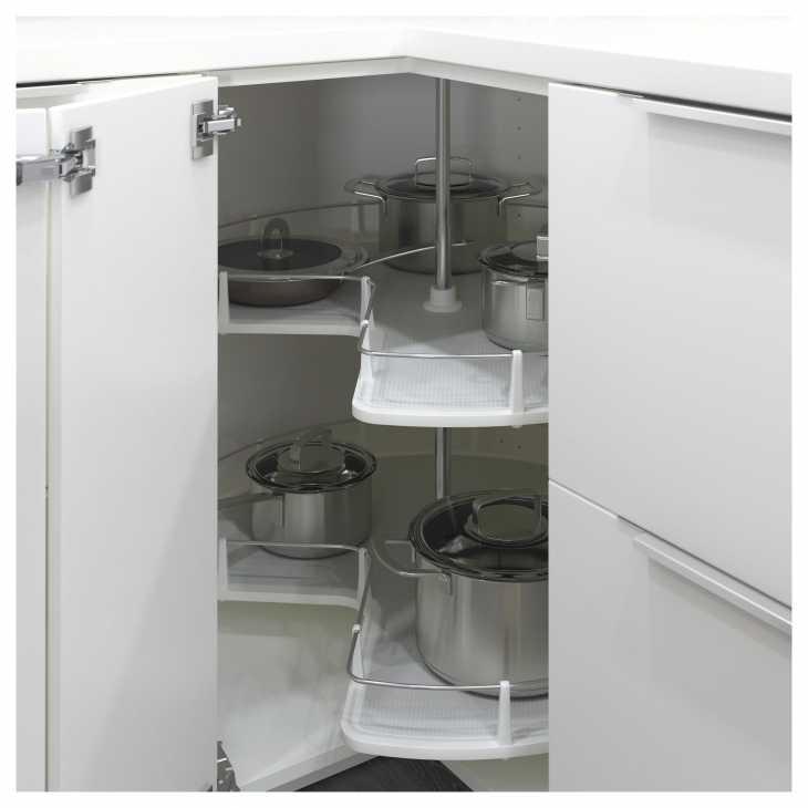 Arredamento soggiorno e cucina: Ikea elemento angolare Utrusta