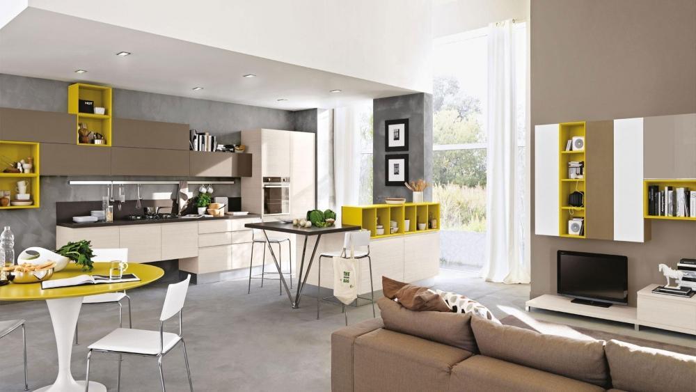 Foto - Arredamento soggiorno: 5 idee per un living di 20 mq
