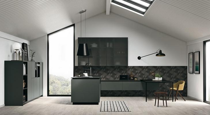 Idee arredamento soggiorno: doimocucine - easy
