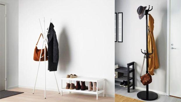 Appendiabiti Da Soffitto Ingresso.Appendiabiti Ikea Tutti I Modelli