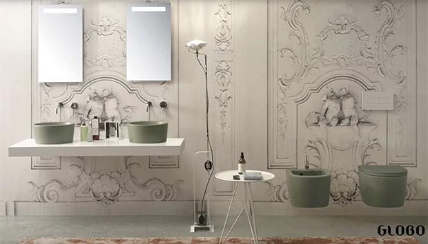 Bagno di colore by Ceramica Globo