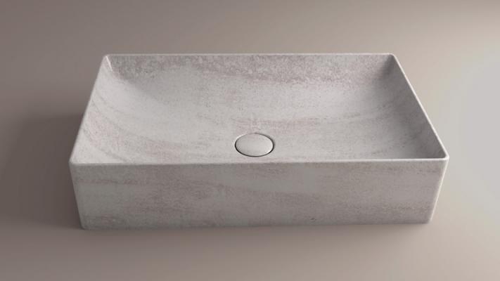 Lavabo bagno ultimi modelli dal cersaie di bologna - Lavandino bagno moderno ...