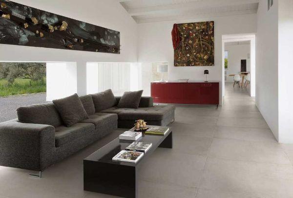 Pavimento grez porcellanato collezione Glance by Panaria