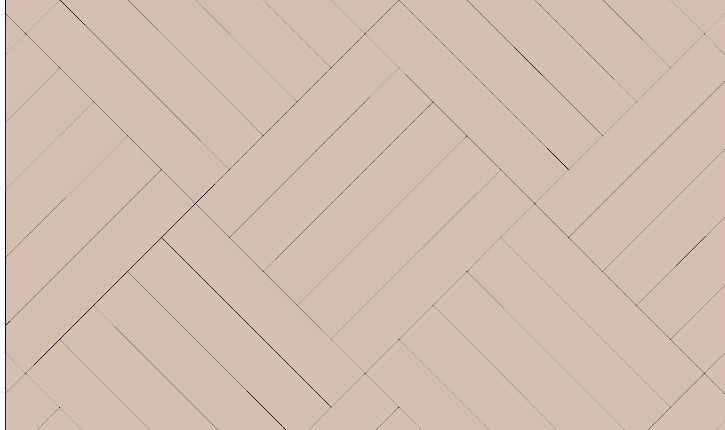 Posa di Parquet diagonale