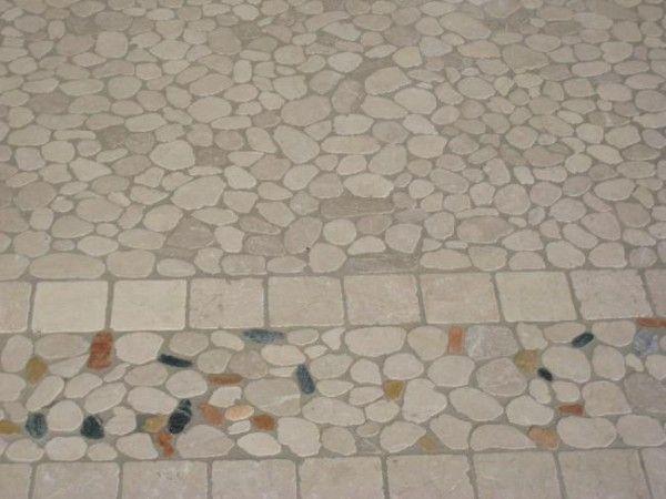 Ciottoli colorati anticati di Ciottolidifiumesrl