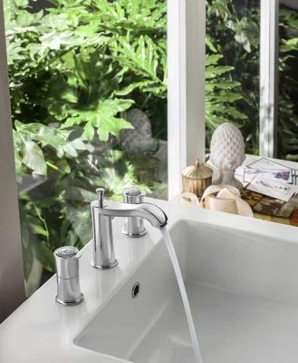 Rubinetti lavabo bagno, by NOBILI RUBINETTERIE