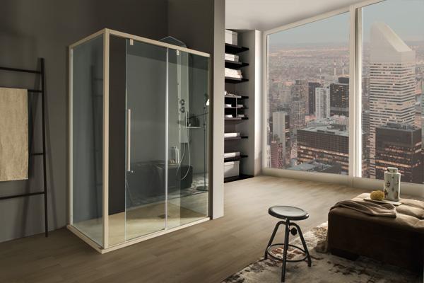 Porta box doccia: tante tipologie da scegliere con Samo S.p.A.