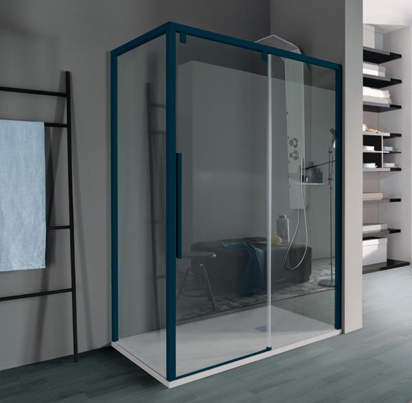 Altezza box doccia estensibile, by Samo