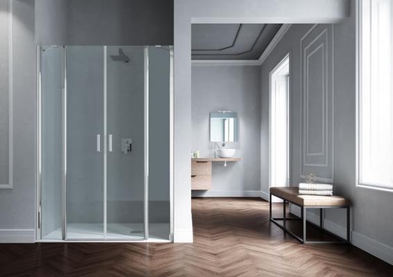 Porta per doccia: modelli di Samo